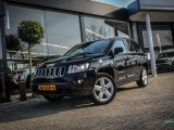 Jeep Compass 2.4-16v Limited Aut. Full options + leder + navi