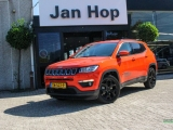 Jeep Compass 1.4 Turbo Longitude - navigatie DEMO