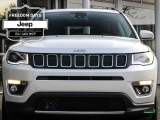 Jeep Compass Limited OE AWD Pearl White freedom