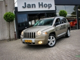 Jeep Compass 2.4-16V LIMITED automaat Leder
