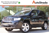 Jeep Compass 2.0 2WD Limited, Leer, Navi, Trekhaak