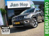 Jeep Compass Limited AWD Wit leder - Adaptive Cruise - Parking Pack