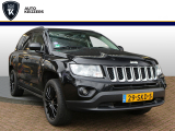 Jeep Compass 2.4 Limited 4WD Leer Navi Stoelverw. 170PK