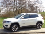 Jeep Compass 1.4 M.Air 170 Limited 4x4 AUTOMAAT CLIMATE NAVI LEER CAMERA