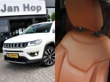 Jeep Compass AWD ACHTER-CAM -LEDER -TREKHAAK -19inchLM