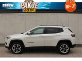Jeep Compass 1.4 Turbo M.Air 140 PK Limited/Leder/Parking Pack/Xenon/Beats/18