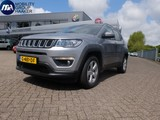 Jeep Compass Longitude - Billet Silver Metallic