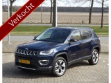 Jeep Compass 1.4 MultiAir 170pk 4x4 Automaat Limited Edition Climate control / Navigatie / Be