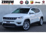 Jeep Compass 1.3 Turbo 150 PK DDCT Limited Leder Apple Carplay Xenon 18""