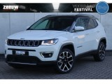 Jeep Compass 1.3 Turbo 150 PK DDCT Limited Navi Apple Carplay Xenon 19""