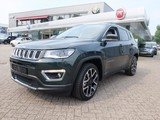 Jeep Compass Techno Green Limited Automaat