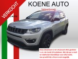 "Jeep Compass 1.3 Turbo 150 S DDCT AUTOMAAT SCHUIFDAK CLIMATE 8,4"" NAVI 19"" CAMERA PDC"