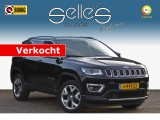 Jeep Compass 1.4 Limited 4x4 | Automaat | Lederen bekleding | Cruise Control adaptief