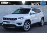 Jeep Compass 1.3 Turbo 150 PK DDCT Limited Navi Apple Carplay Xenon 18""