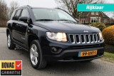 Jeep Compass 2.0 156pk Limited ECC/cruise/lee