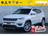 Jeep Compass 1.3 Turbo 130 PK Limited Apple Carplay Xenon 18""