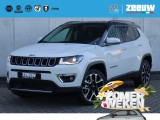 Jeep Compass 1.3 Turbo 150 PK DDCT Limited Navi Apple Carplay Xenon Trekhaak