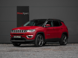 Jeep Compass 1.4T Limited 4x4 | Automaat | Stoelverwarming | Red Metallic | Apple Carplay | L