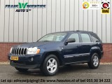 Jeep Grand Cherokee 3.0 V6 CRD LIMITED | Leer | Navi | Trekh. Afn | Mooie auto!!
