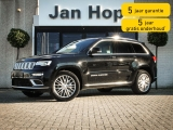 Jeep Grand Cherokee 3.0CRD Summit bruin interieur