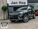 Jeep Grand Cherokee Summit VAN Apple Carplay luchtgeveerd