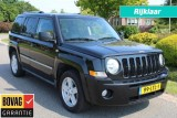 Jeep Patriot 2.4 170pk 4WD Automaat Limited A