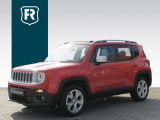 Jeep Renegade 1.4 MultiAir 170pk AWD Limited A9 | Automaat | Leder | 6,5 UConnect | 18"