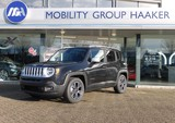 Jeep Renegade 140 pk LTD 5th Anniversary MY 2017 met gratis automaat en lederen interieur