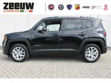 Jeep Renegade 1.4 Turbo M.Air 140 PK Limited/Leder/Rijklaar