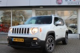 "Jeep Renegade 1.4 Turbo M.Air 140 PK Limited/Leder/Navi/18"" Rijklaar"