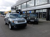 Jeep Renegade 140 pk Limited