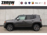 "Jeep Renegade 1.4 Turbo M.Air 140 PK Limited/Pan.Dak/Navi/18"" Rijklaar"