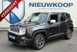 Jeep Renegade 1.4 MultiAir 140pk FWD DDCT Limited