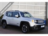Jeep Renegade 1.6 MultiJet Longitude GRIJS KENTEKEN Stoelverwarming Bluetooth EXCL. BTW
