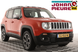 Jeep Renegade 1.4 MultiAir Limited AWD Automaat | NAVI + LEDER | -A.S. ZONDAG OPEN!-