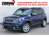 "Jeep Renegade 1.0 Turbo 120 PK Limited Navi/17"" Rijklaar"