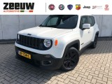 "Jeep Renegade 1.4 Turbo 140 PK M.Air Night Eagle Navi 17"" 1ste Eigenaar"