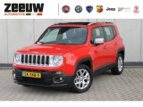 Jeep Renegade 1.4 Turbo 140 PK M.Air DDCT Limited Aut. Schuifdak Xenon/Visibil