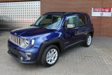Jeep Renegade 1.3 Turbo Limited DDCT 150pk