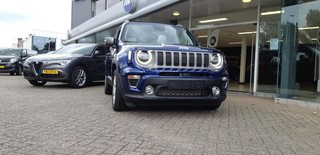 Uitblinker: Jeep Renegade New Renegade Freedom Automaat 1.3 150 PK