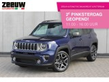 "Jeep Renegade 1.3 Turbo Limited/Freedom 150 PK DDCT/8,4"" Navigatie/19"""