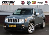Jeep Renegade 1.4 Turbo M.Air 140 PK DDCT/Limited/Navi/Xenon/Trekhaak/17""