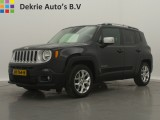Jeep Renegade 1.4 MultiAir Limited / NAVI / AIRCO-ECC / PANORAMADAK / PDC / LMV / TREKHAAK
