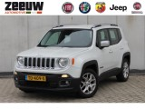 Jeep Renegade 1.4 Turbo M.Air 140 PK DDCT Limited/Aut/Navi/Clima/17""