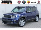 Jeep Renegade 1.0 Turbo 120 PK Freedom Navi Leder Schuifdak 17""
