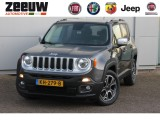 "Jeep Renegade 1.4 Turbo M.Air 140 PK DDCT/Limited/Leder/Navi/18"" 1ste Eigenaar"