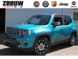 "Jeep Renegade 1.3 Turbo DDCT 150 PK Limited Navi/Led/Parking Pack/19"" Rijklaar"