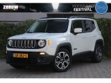 "Jeep Renegade 1.4 Turbo M.Air 140 PK Freedom Navi Schuifdak 18"" 1ste Eigenaar"