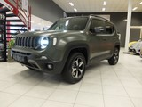 Jeep Renegade Trailhawk - 4x4 - Hybride