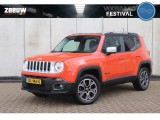 Jeep Renegade 2.0 Multi Jet 140 PK Limited AWD Navi Trekhaak 1ste Eigenaar